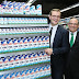 Irish government delegates get a taste of home at Marketplace by Rustan's with Avonmore