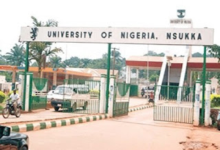 COURSES OFFERED IN UNIVERSITY OF NIGERIA NSUKKA, UNN, www.unn.edu.ng