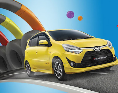 Kredit Mobil Toyota New Agya