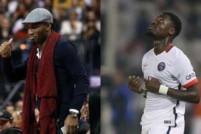 Drogba defends Serge Aurier who was suspended over homophobic abuse against coach Blanc