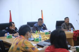 PJ. Bupati Pimpin Rakor Ketersediaan BBM Bersubsidi