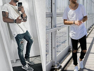 Style At School: 11 Male Fashion Tips For Teenagers - TML, SCHOOL STYLE: 11 MENS FASHION TIPS FOR TEENAGERS, 1 # BE BASIC, 2 # JEANS PANTS ARE YOUR BEST FRIEND, 3 # THE WHITE T-SHIRT IS YOUR FAITHFUL SHIELD, 4 # THEN SHOULD I ONLY USE WHITE T-SHIRT?  NO, 5 # HAVE A BEAUTIFUL SNEAKER, 6 # INVEST IN HIGHLIGHTS, 7 # USE SOME ACCESSORIES IF YOU WANT, 8 # AVOID TOO SERIOUS VISUALS, 9 # LEAVE HAIR CUTTING UP TO DATE, 10 # TAKE CARE OF GROOMING WELL, 11 # WILL YOU PLAY BALL?  TAKE CLOTHES FOR IT, Read More, 15 Style Tips For Very Thin Men - TML, 5 Habits That All Men Should Have | TML, 10 Habits That Ruin Man's Appearance - TML, Style Tips,Clothing,Fashion,Male,Highlights 2,Appearance,Male Fashion Tips,Attractive,School,TML,Men's Fashion & Style,Clothes,Fashion Advice,Style,Teenagers,Teaching Men's Lifestyle,Trending,Man,Tips,, https://www.teachingmenslifestyle.com/2020/10/style-at-school-11-male-fashion-tips-for-teenagers.html,style-at-school-11-male-fashion-tips-for-teenagers, style at school 11 male fashion tips for teenagers, How to dress well at school?  This is a question that many teenagers have.  Today we're going to help them stand out in the school's hallways., teen-fashion-tip, teen fashion tip