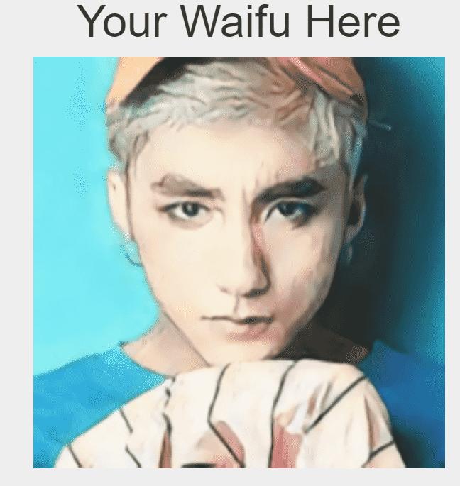 Ảnh Sơn Tùng sau khi chuyển đổi thành Anime