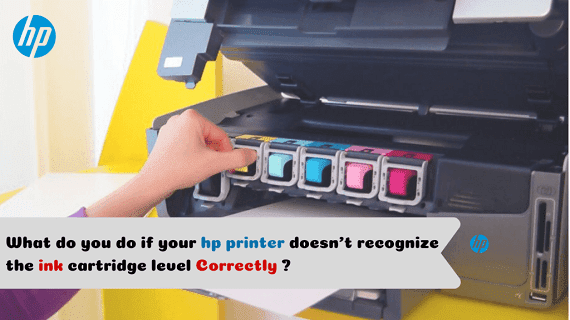 How do I find out how much ink is left in my hp printer Windows