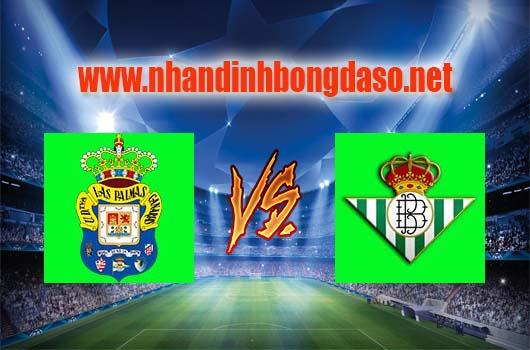 Nhận định bóng đá Las Palmas vs Real Betis, 01h45 ngày 10-04
