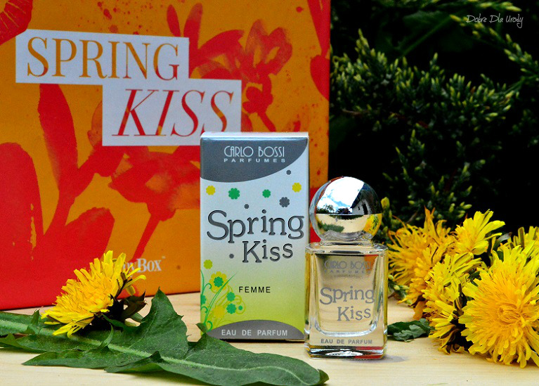 Spring Kiss by ShinyBox - Carlo Bossi perfumy Spring Kiss