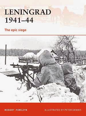 Leningrad 1941–44 The epic siege