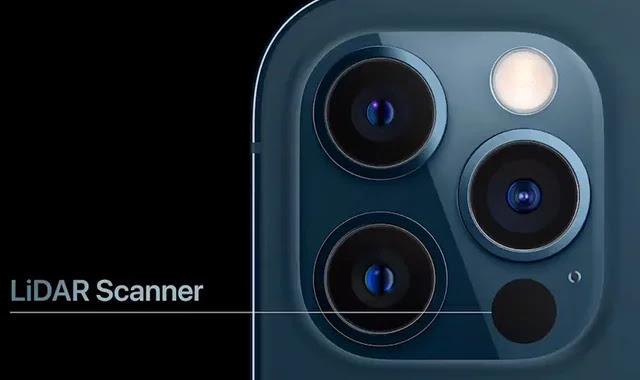 Qu'est-ce que le scanner LiDAR de l'iPhone 12 Pro?
