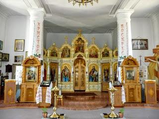 Полтава. Свято-Николаевская церковь.