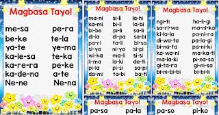 MAGBASA TAYO (Filipino Reading Materials) Free to Download