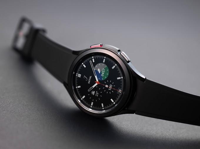Sorteio Smartwatch Samsung Galaxy Watch 4 Classic