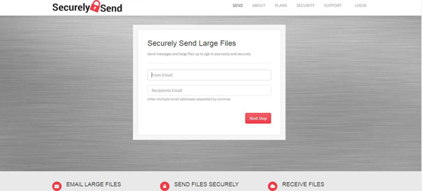 Aplikasi Kirim Email dengan File yang Besar