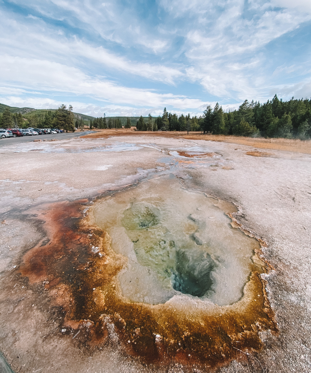 AOK Guide to Yellowstone