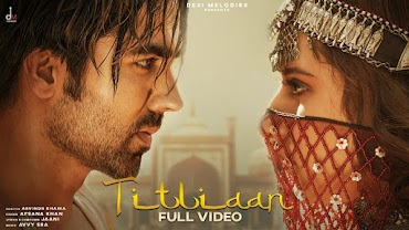 TITLIAAN (तितलियाँ Lyrics in Hindi) - Afsana Khan   Harrdy Sandhu