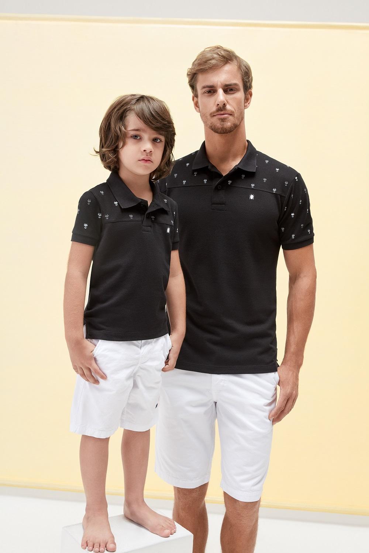 8dc04592d3e47c Fashionistas Kids: M.POLLO Boys une pai e filho na moda!