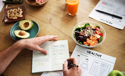 Balanced diets - health 365 day