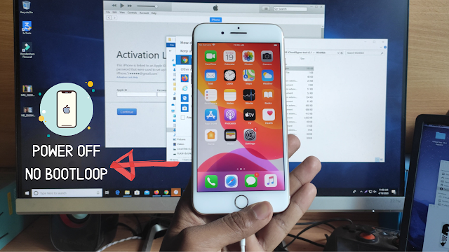 iCloud Bypass Windows Tool For iOS 13.4.1
