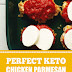 Perfect Keto Chicken Parmesan #keto #chicken