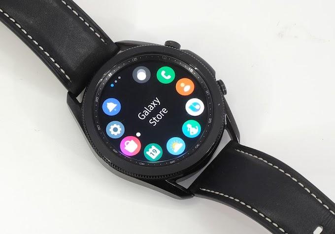 Sorteio de um Galaxy Watch 3