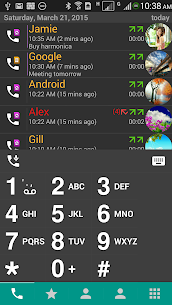DW Contacts & Phone & Dialer v3.1.4.4 [Patched] Apk