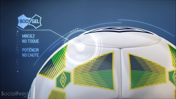 c50b48f26e Patrocinadora oficial da Liga Nacional de Futsal  a Umbro apresenta a nova  bola oficial da LNF