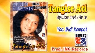 Lirik Lagu Tangise Ati - Didi Kempot