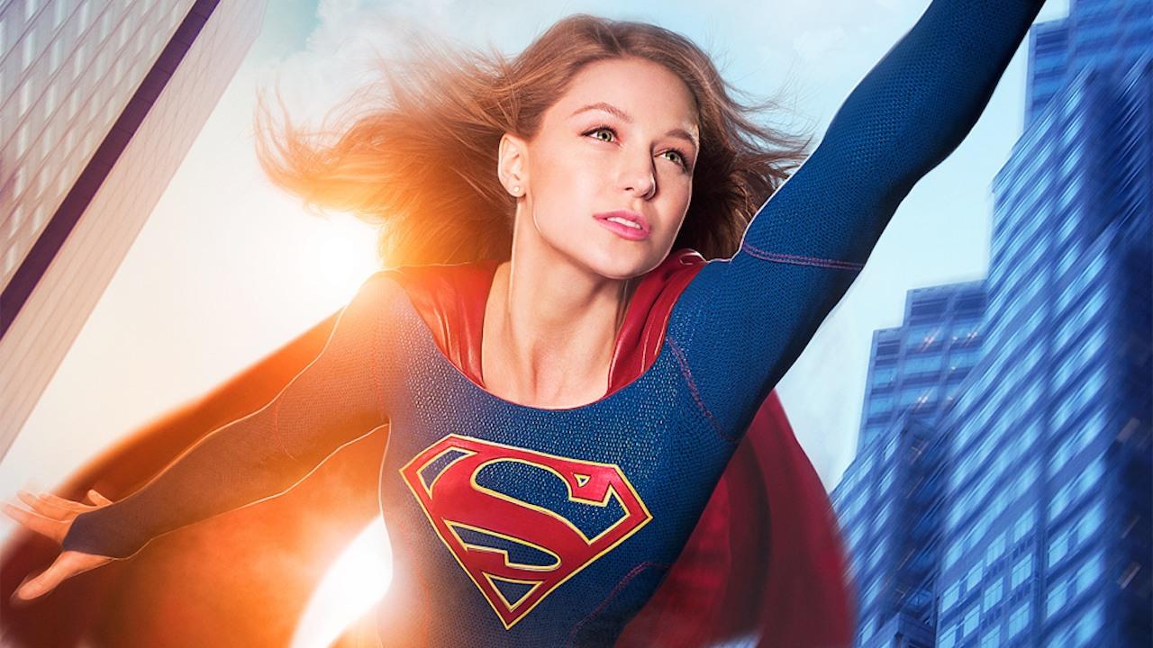 Canzone Super Girl serie TV su Italia 1 Pubblicità