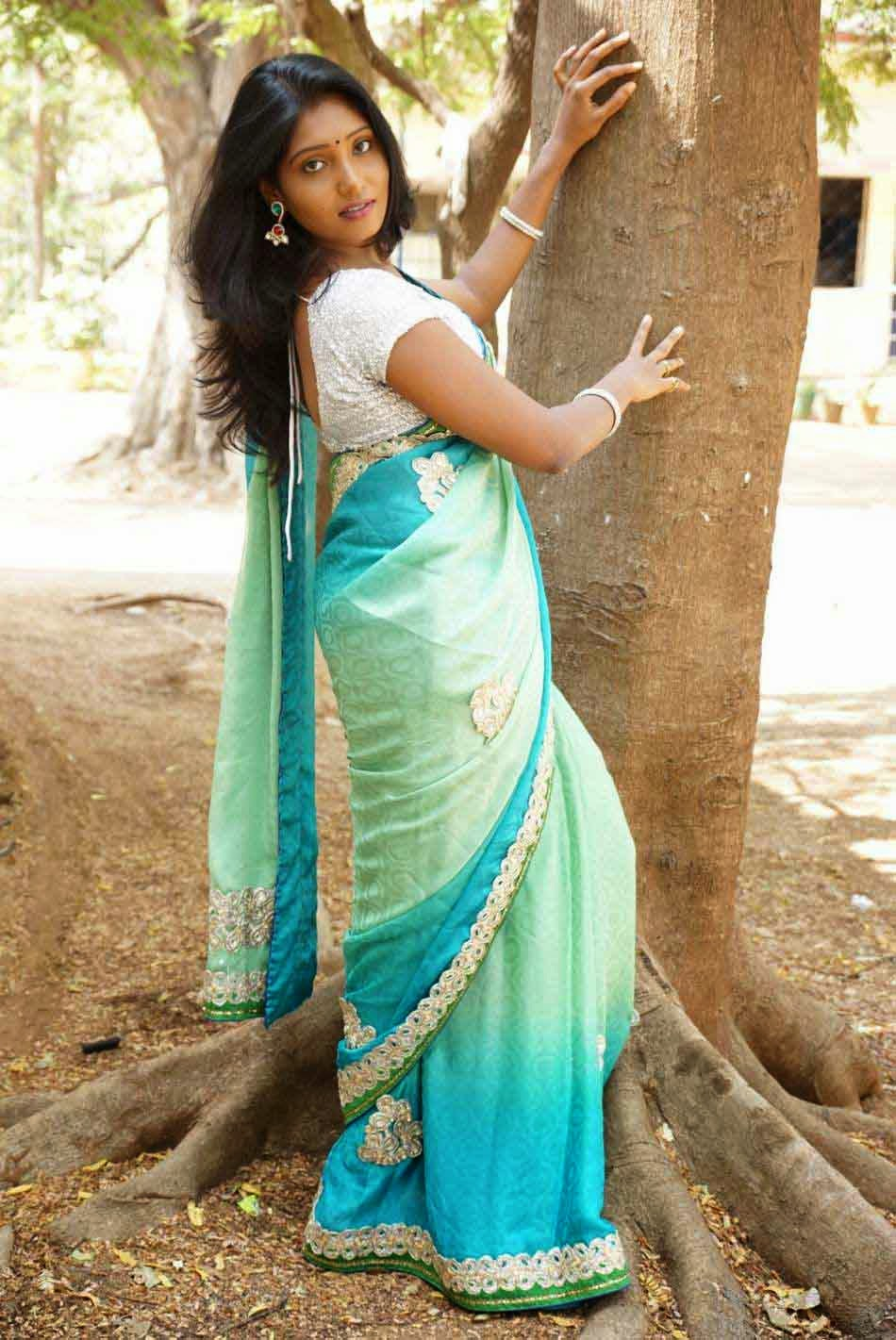 Hot Sexy Saree Women