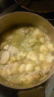 pottage, turnip pottage, eating medieval, medieval, recipes, food, turnips, parsnips