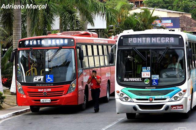Mobilidade nas Ruas: Distrito de Ponta Negra (Maricá)