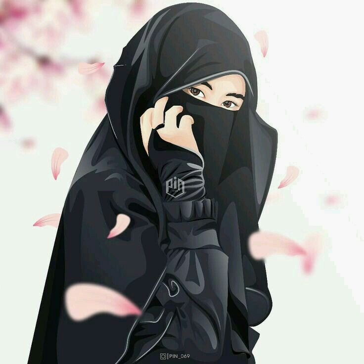 Kumpulan Anime Kartun Muslimah Bercadar Parft 3 Blog Elysetiawan