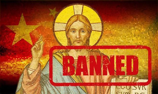 Awasi Ketat Agama, China Mulai Sensor Kata 'Jesus' dan 'Kristus'