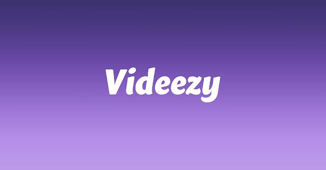 Videezy Logo - free stock video download website