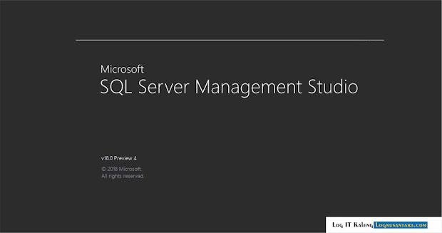 Cara Mengganti Password SA di SQL Server