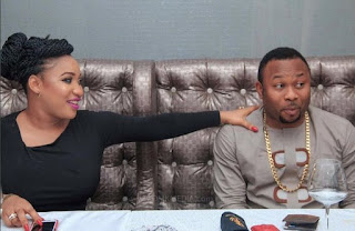 """Olakunle Churchill Comes For Tonto Dikeh Again Over Her """"40 Seconds"""" Claims As He Shows His Football Skills (Watch Video)"""