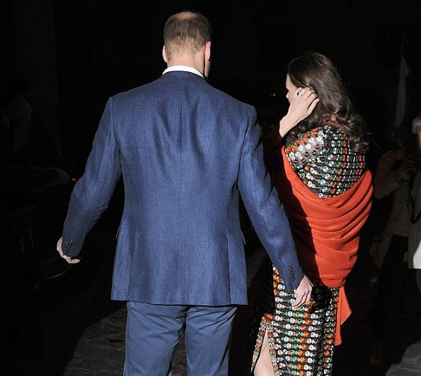 Prince William and Kate Middleton, King Jigme Khesar Namgyel Wangchuck and Queen Jetsun attends a dinner