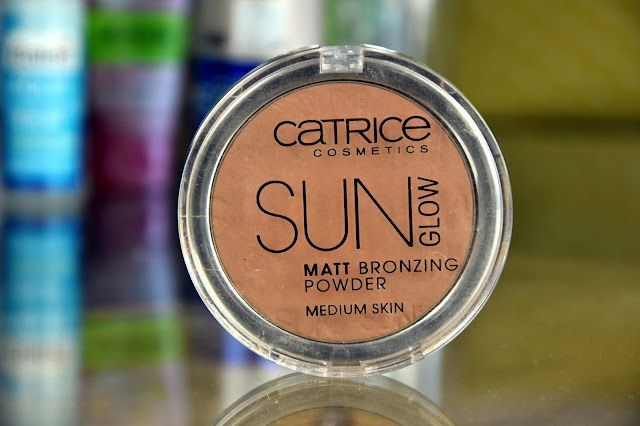 Catrice Sun Glow Matt Bronzing Powder Medium Skin