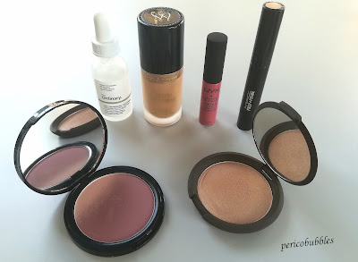 Maquillaje espejo - Rostro