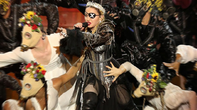 El Final de Eurovisión 2019 y el Significado Oculto de la Polémica Actuación de Madonna