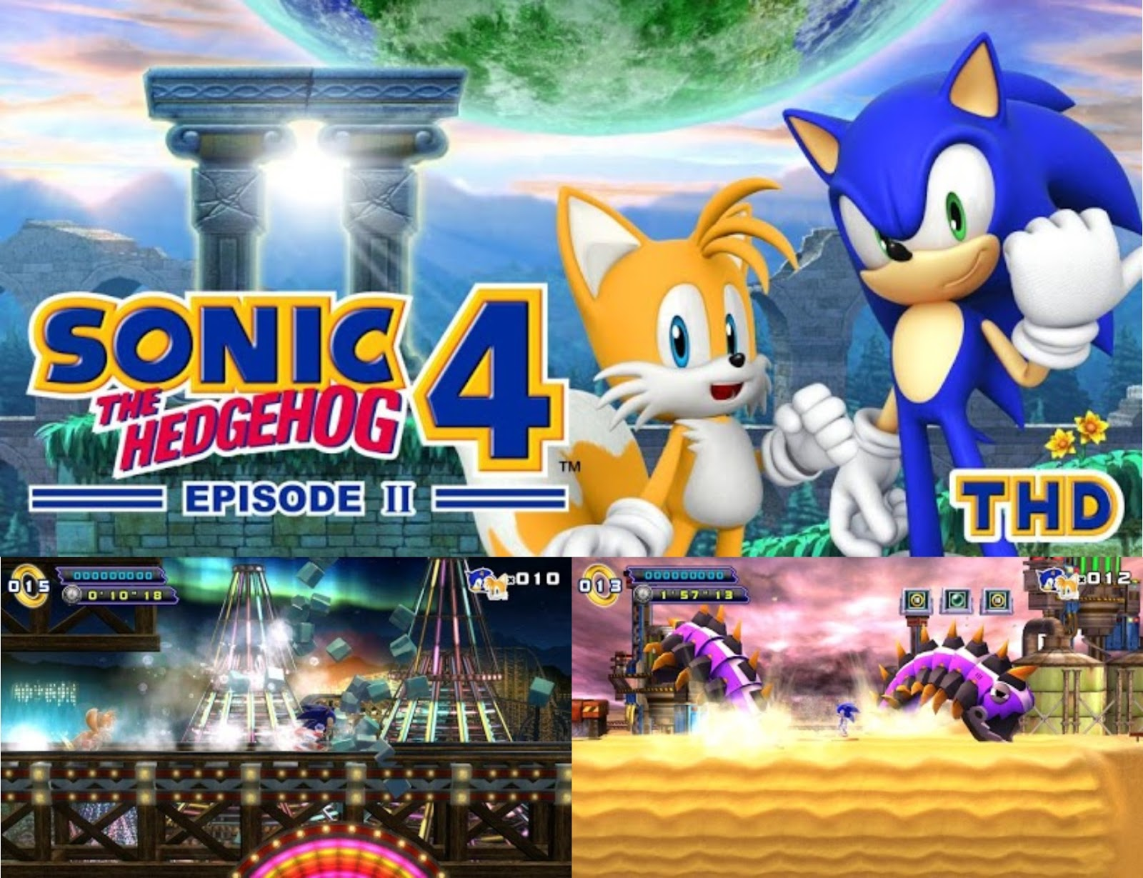 Sonic games download for android | Sonic Mania Game APK Android and