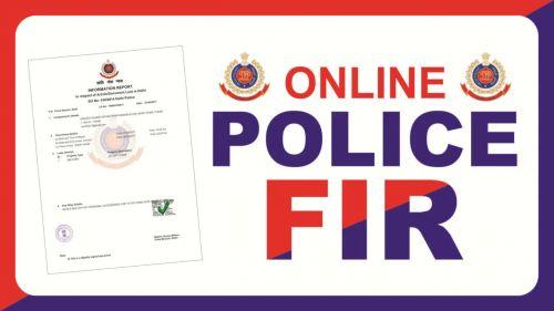 How to file Delhi Police FIR Online | Delhi Police FIR Registration