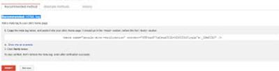 Cara Mendaftar Di Google Webmaster Tool 4