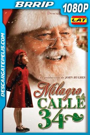 Milagro en la Calle 34 (1994) HD 1080p BRRip Latino – Ingles