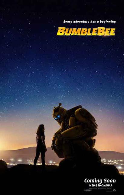 الإصدارات العالية الجودة HD في شهر مارس 2019 Mars فيلم bumblebee