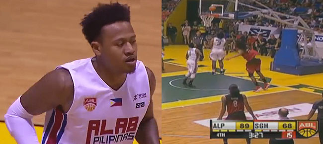 Alab Pilipinas def. Saigon Heat, 99-77 (REPLAY VIDEO) January 27
