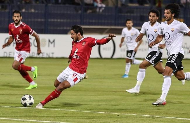 موعد مباراة الاهلي والجونه الدوري المصري الممتاز