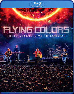 Flying Colors – Third Stage: Live in London [ BD25]