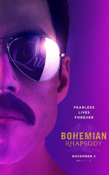 (Film Review) Bohemian Rhapsody - JM