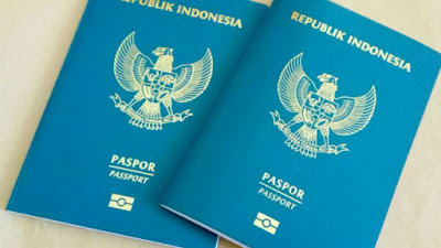 Wihh, Paspor Indonesia Kini Bebas Visa di 77 Negara