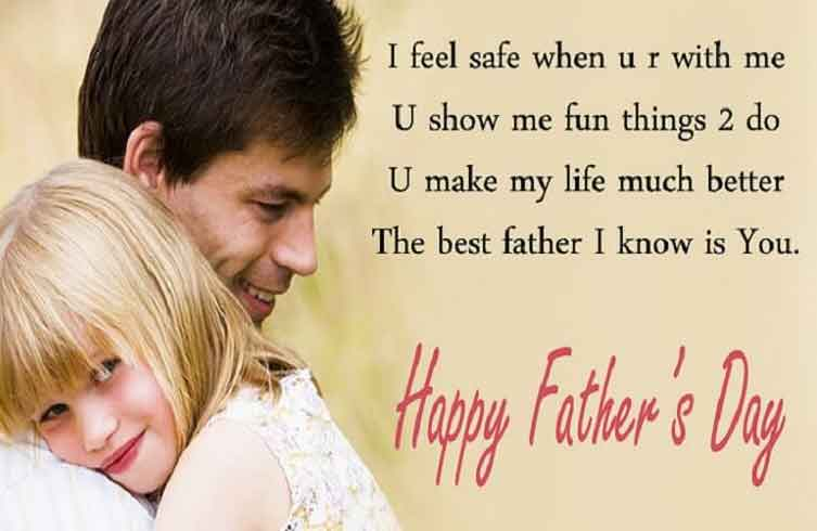 2019 Best Happy Father's Day Greetings and Wishes Quotes - Know ...
